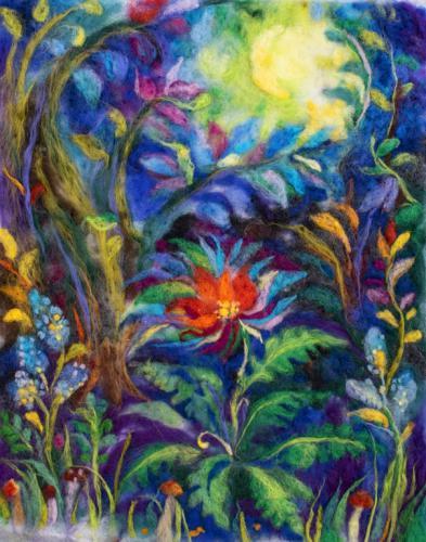 Папороть-квітка - Намлієва Анастасія