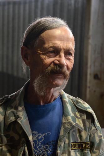 Ветеран АТО автор Олександр Бехтер